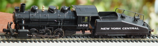 Bachmann 50620 USRA 0-6-0 Steam Engine and Slope Tender